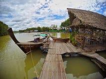 Khao Khanap Nam, Krabi Thailand Royaltyfri Foto