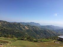 Khao Kho mountain Royalty Free Stock Photography