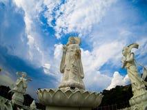 Khao Kho Hong Mountain, Hat Yai Thailand Arkivfoto
