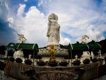 Khao Kho Hong Mountain, Hat Yai Thailand Arkivfoton