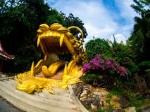 Khao Kho Hong Mountain, Hat Yai Thailand.  Royalty Free Stock Photography
