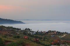 Khao-kho Phetchabun стоковое фото rf