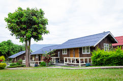 Free Khao Kho,Thailand : Home In Resort. Royalty Free Stock Photos - 35697338