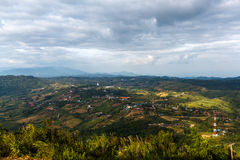 Khao kor cloudy day Stock Image