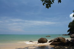 Khao Lak, Andaman Meer Lizenzfreie Stockfotografie