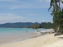 Khao lak beach Royalty Free Stock Photography