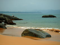 Khao Lak beach Royalty Free Stock Images