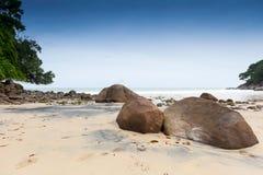 Khao Lak Beach Thailand Royalty Free Stock Photo