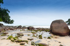 Khao Lak Beach; Thailand Stock Photo