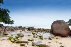 Khao Lak Beach; Thailand Stock Photo