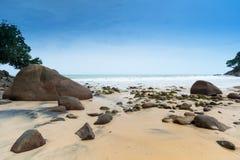 Khao Lak Beach; Thailand Stock Photography
