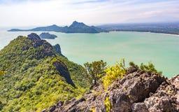 Khao Lom Muak. At Prachuap Khiri Khan province Thailand Stock Image