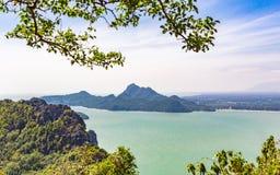 Khao Lom Muak. At Prachuap Khiri Khan province Thailand Stock Photo