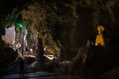 Khao luang Cave, Phetchaburi Royalty Free Stock Photos