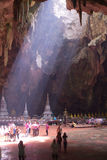Khao Luang Cave Stock Photo