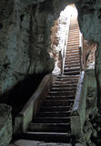 Khao luang cave in Thailand Stock Images