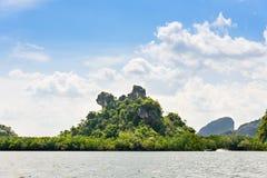 Khao Ma Chu island Royalty Free Stock Photos