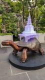 Khao MES es un pequeño modelo de la montaña a construido con la piedra imagen de archivo libre de regalías