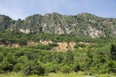 Khao Nang Phanthurat Forest Park i nationalparker och Marine Reserves Arkivfoto