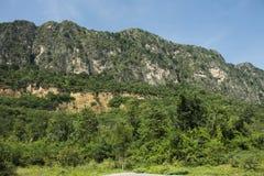 Khao Nang Phanthurat Forest Park in National Parks and Marine Reserves. Khao Nang Phanthurat or Khao Chao Lai Yai Forest Park in National Parks and Marine Royalty Free Stock Photo
