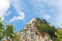 Khao ngoo rock park Royalty Free Stock Images