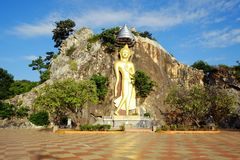 Khao ngu石头公园, Ratchaburi 西部泰国 免版税库存照片