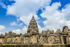 Khao Phanom Rung castle Royalty Free Stock Photography
