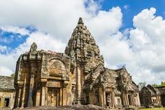 Khao Phanom Rung Stock Photo