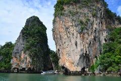 Khao Phing Kan Royaltyfria Foton