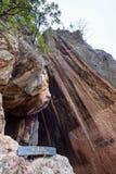 Khao Phing Kan berg Royaltyfria Bilder