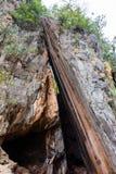 Khao Phing Kan berg Arkivbild