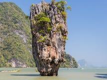 Khao Phing Kan Ko Phing Kan ö Royaltyfri Bild