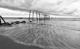 Khao Pilai il ponte Nga Tailandia Immagini Stock Libere da Diritti