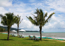 khao plażowy lak Obrazy Royalty Free