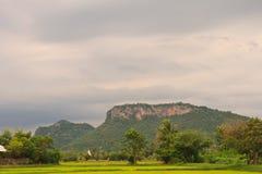 Khao Raeng mountain Royalty Free Stock Photos