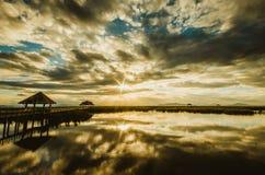 Khao Sam Roi Yot National Park i Thailand Arkivbilder