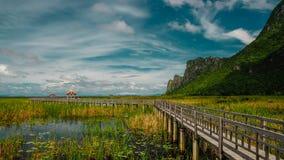 Khao Sam Roi Yot National Park, Tailandia fotografia stock