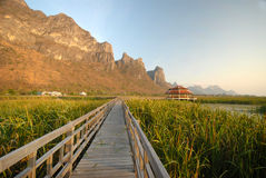Khao Sam Roi Yot Park Narodowy. Zdjęcia Royalty Free
