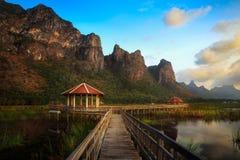Khao samroiyod national park Stock Photos