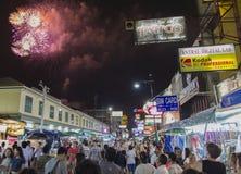 Khao San Road Stockfotografie