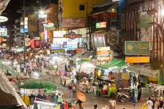 Khao San Road Royalty Free Stock Photo