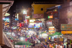 Khao San Road Stock Image