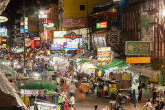 Khao San Road Royalty Free Stock Photography