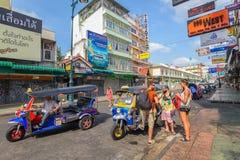 Khao San Road - Bangkok - Thailand Stock Images