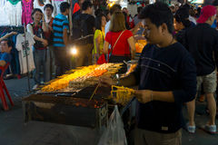 Khao San Road, Bangkok, Thailand Stock Photos