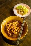 Khao Soi lizenzfreie stockfotos