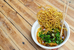 Khao Soi Royalty Free Stock Photo