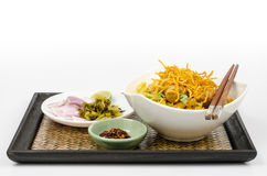 Khao soi Royalty Free Stock Images