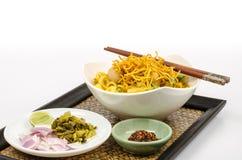 Khao soi Royalty Free Stock Image