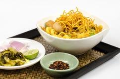 Khao soi Stock Photo